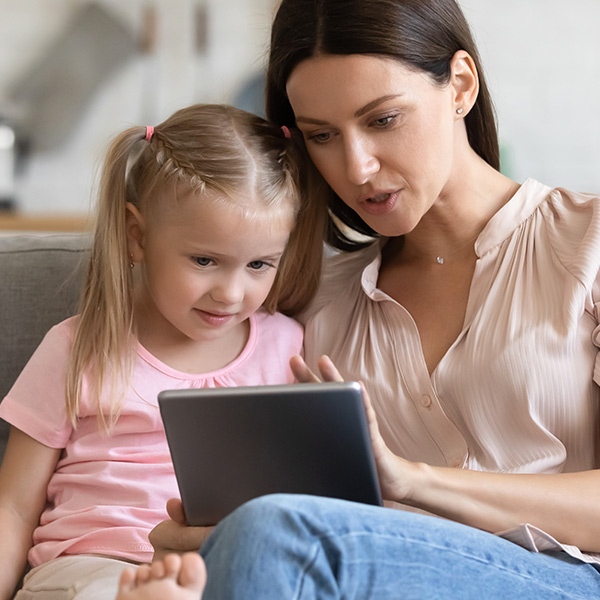 kideaz enfant parent tablette ecrans explication
