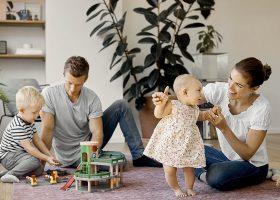 kideaz enfants jouets parents salon famille