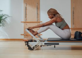 kideaz pilates machine bienfaits exercices sport