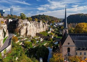 kideaz ville luxembourg city capitale paysage visite
