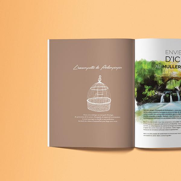 little kideaz 4 magazine ludo educatif rubrique escampette perlimpinpin