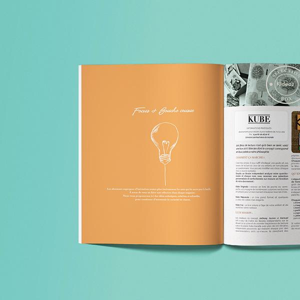 little kideaz 4 magazine ludo educatif rubrique focus et bouche cousue