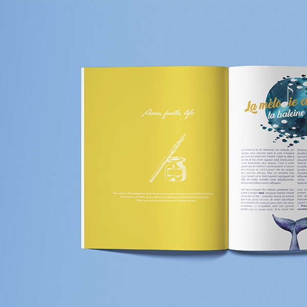 little kideaz 4 magazine ludo educatif rubrique pierre feuille stylo