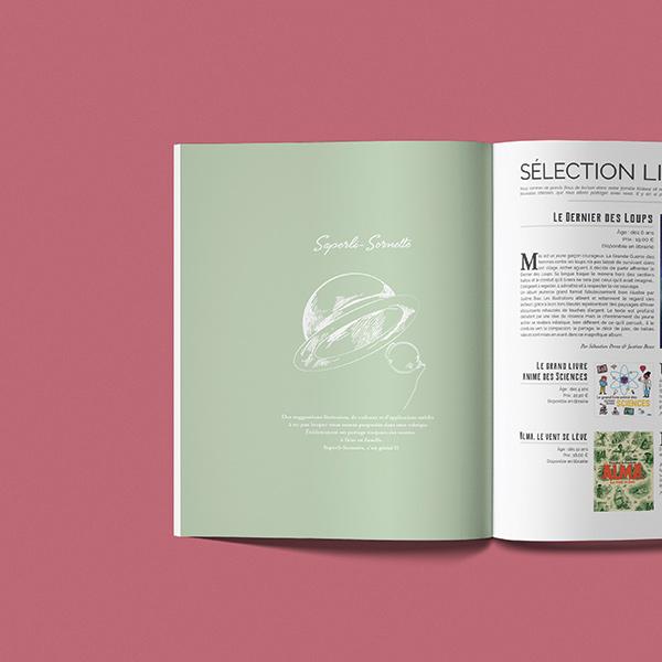 little kideaz 4 magazine ludo educatif rubrique saperli sornette