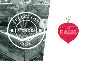 kideaz copyright box cover les petits radis