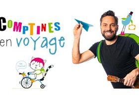 kideaz copyright la comédie metz Rémi dans Comptines en voyage
