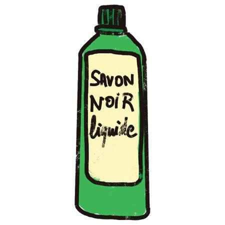 kideaz copyright zero waste savon noir liquide