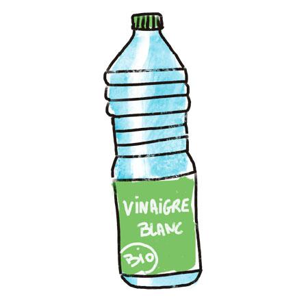 kideaz copyright zero waste vinaigre blanc