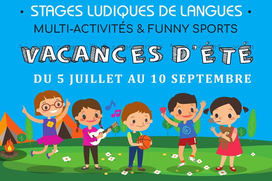 kideaz schola nova stages de vacances ludiques langues luxembourg