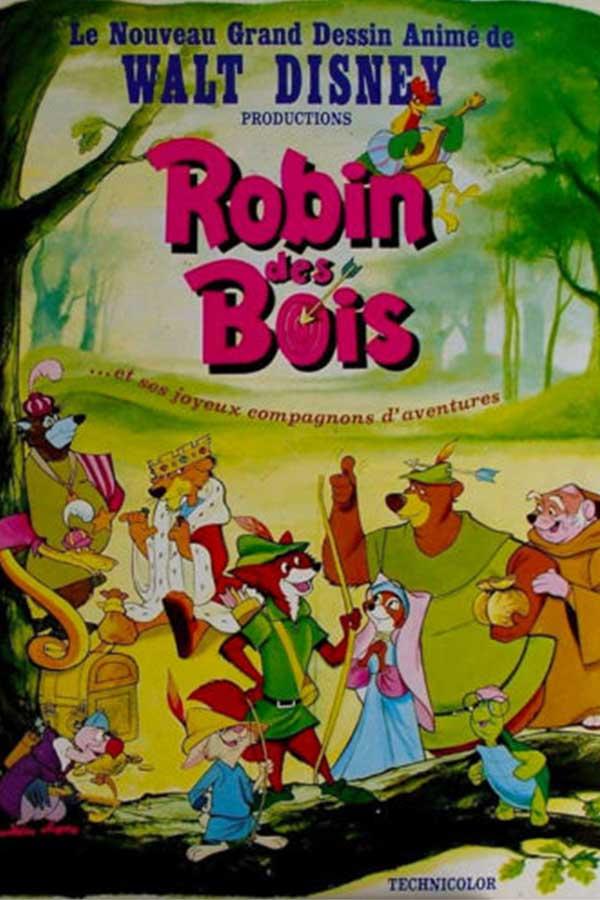 kideaz copyright film pour enfannts robin des bois