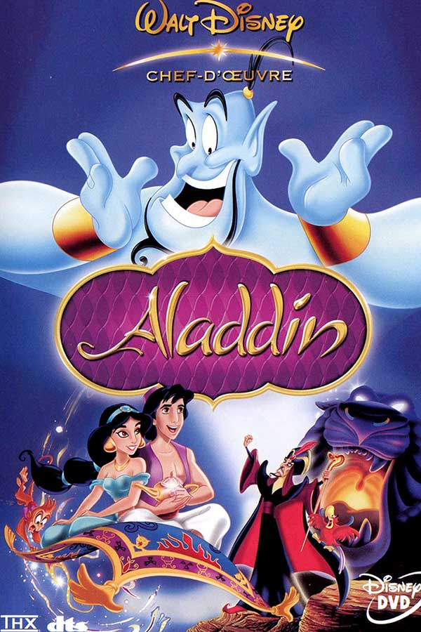 kideaz copyright film pour enfants aladdin