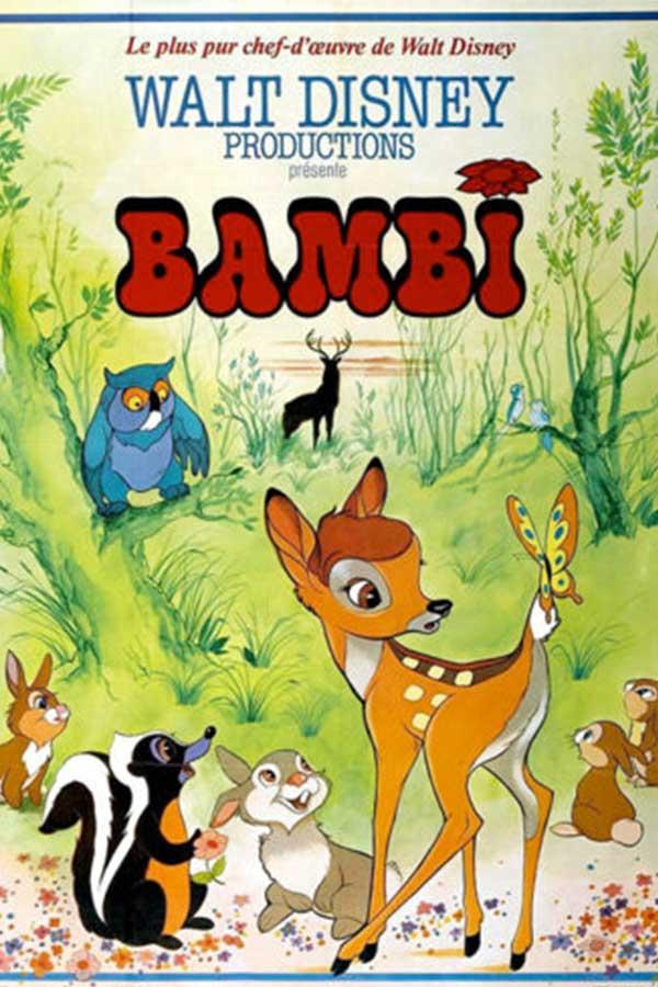 kideaz copyright film pour enfants bambi
