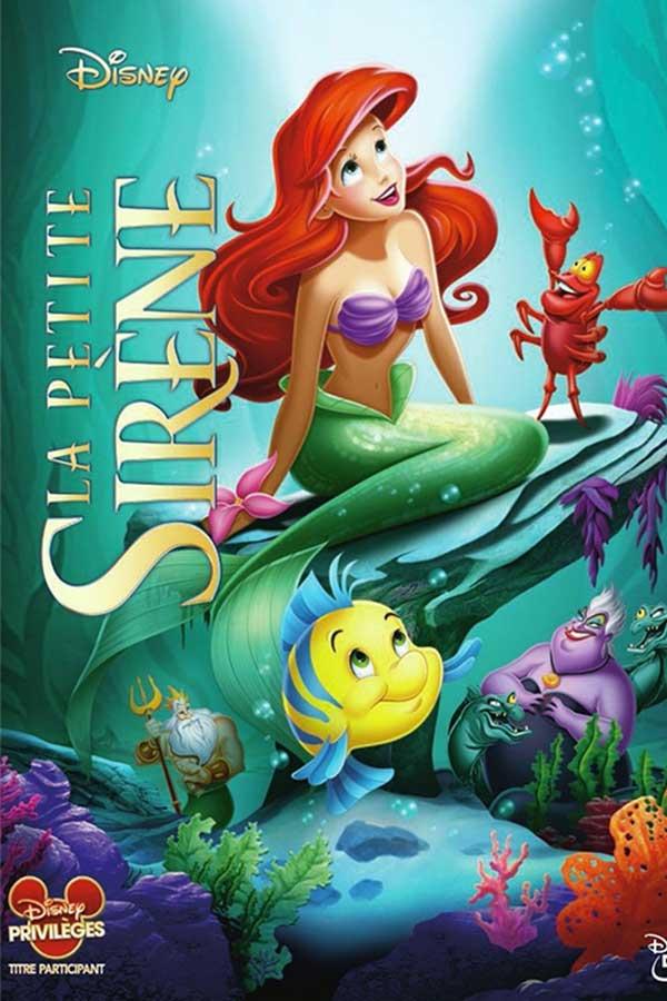 kideaz copyright film pour enfants la petite sirene