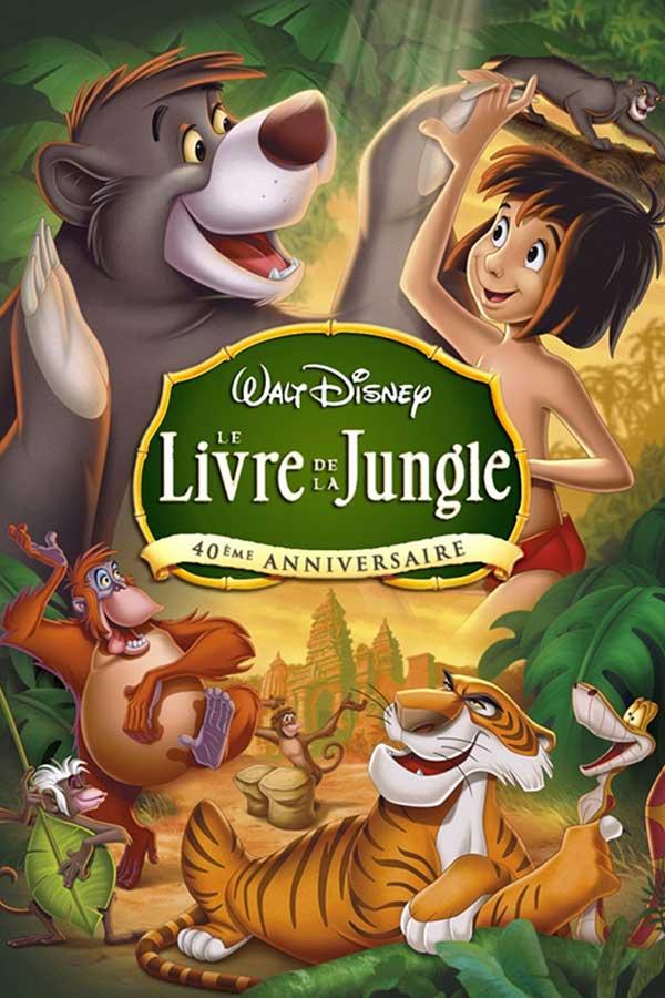 kideaz copyright film pour enfants le livre de la jungle