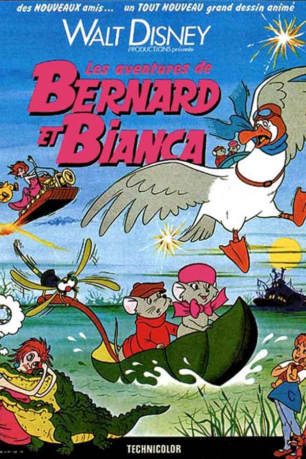 kideaz copyright film pour enfants les aventures de bernard et bianca