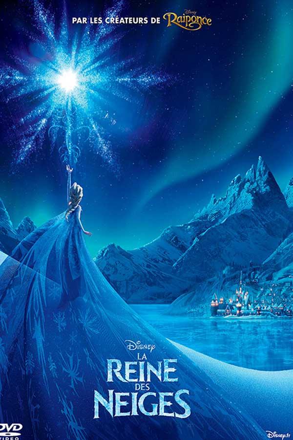 kideaz copyright film pour les enfants la reine des neiges