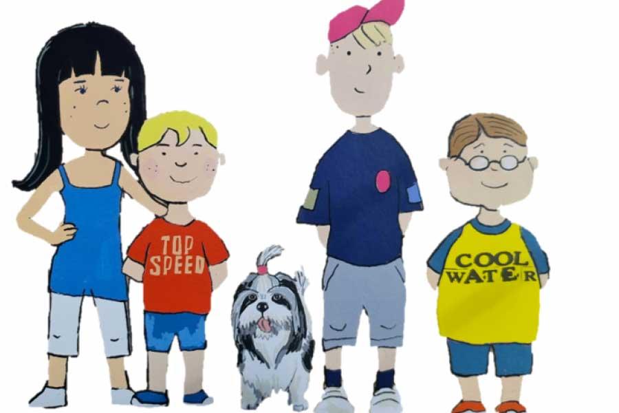 kideaz copyright minett park Lecture pour enfants