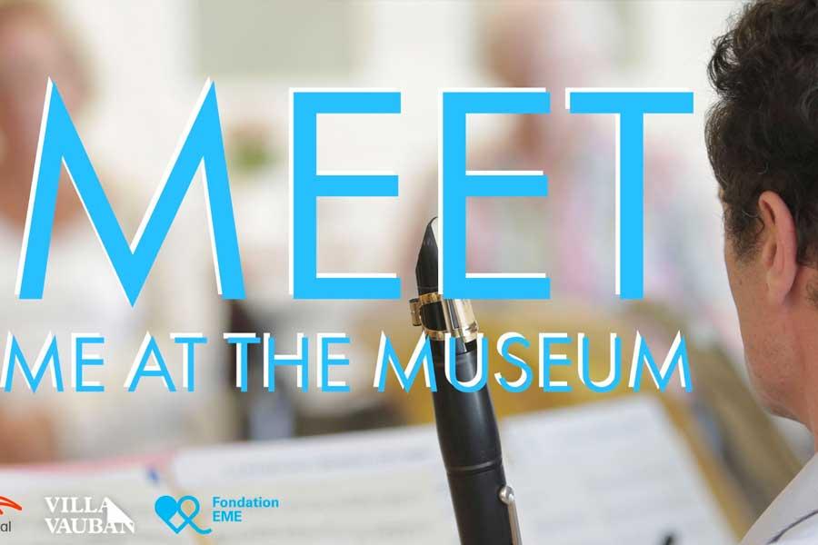 kideaz copyright villa vauban Meet me at the museum