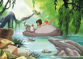 kideaz copyright walt disney productions le livre de la jungle