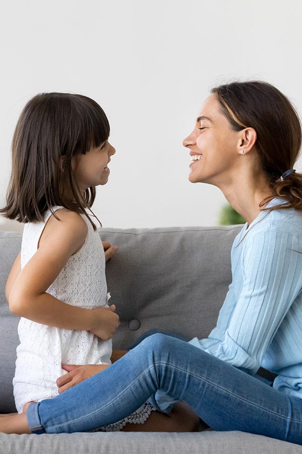 kideaz cycle menstruel regles enfants parents discussion