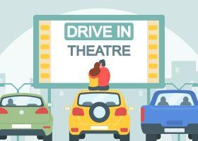 kideaz cinema drive in plein air films