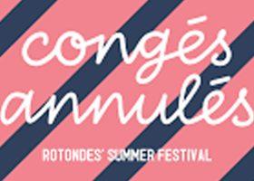 kideaz copyirght rotondes conges annules