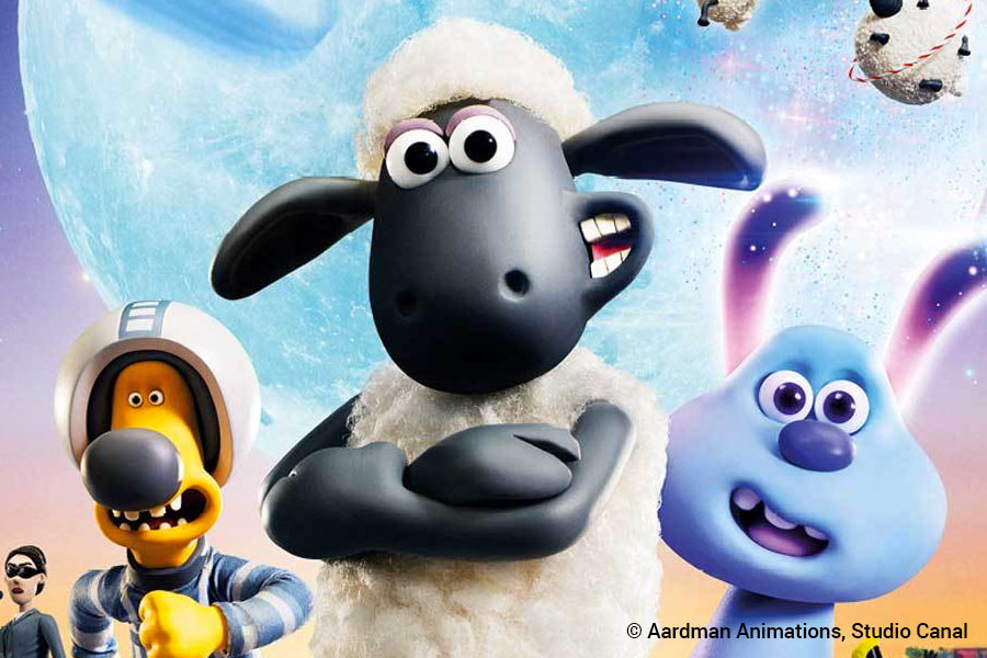 kideaz copyright aardman animations studio canal shaun le mouton