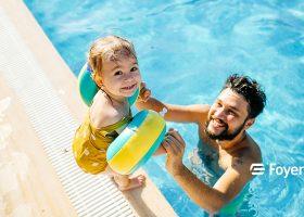 kideaz enfant parent baignade piscine securite 3