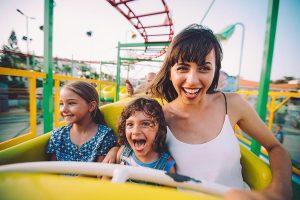kideaz parcs dattraction parents enfants manege