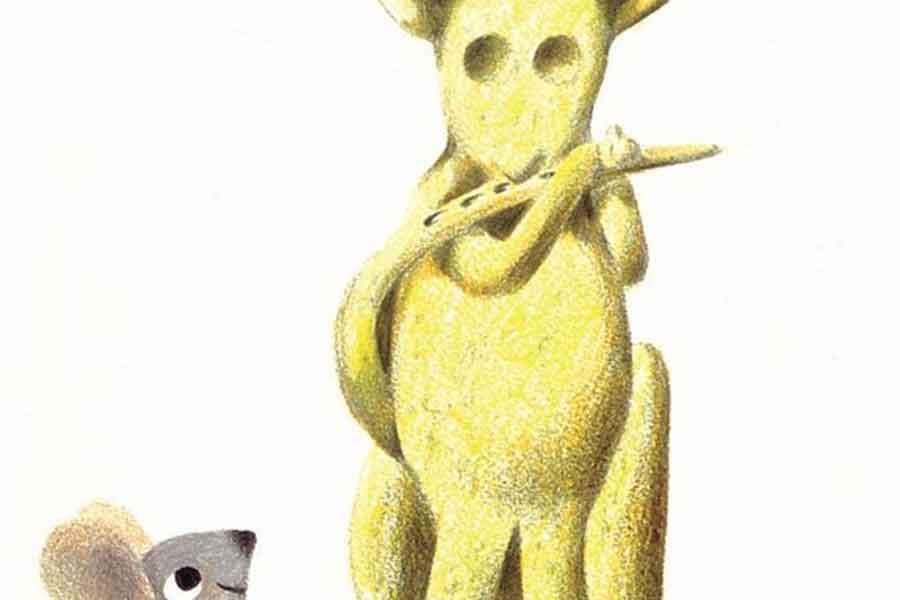 kideaz copyright il etait une fois asbl Atelier gratuito per bambini (3+) Animatrice Giusy creare uno strumento musicale