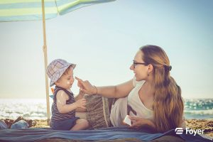 kideaz enfant parent creme solaire plage risques soleil 2