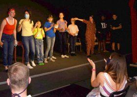kideaz copyright ecole de theatre stage vacances toussaint