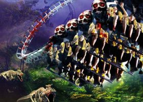 kideaz copyright walygator parc halloween 2021