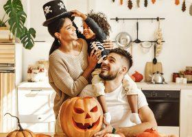 kideaz halloween citrouilles fete famille