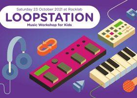 kideaz rocklab rockhal loopstation 2021