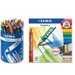 Kideaz Matériels scolaires durables ecologiques crayon lyra