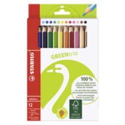 Kideaz Matériels scolaires durables ecologiques crayons greentrio