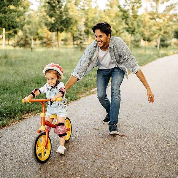 kideaz apprendre faire velo enfant parent