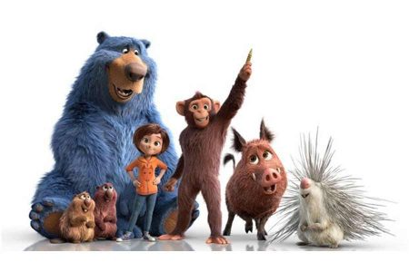 kideaz article wonder park family movies 3