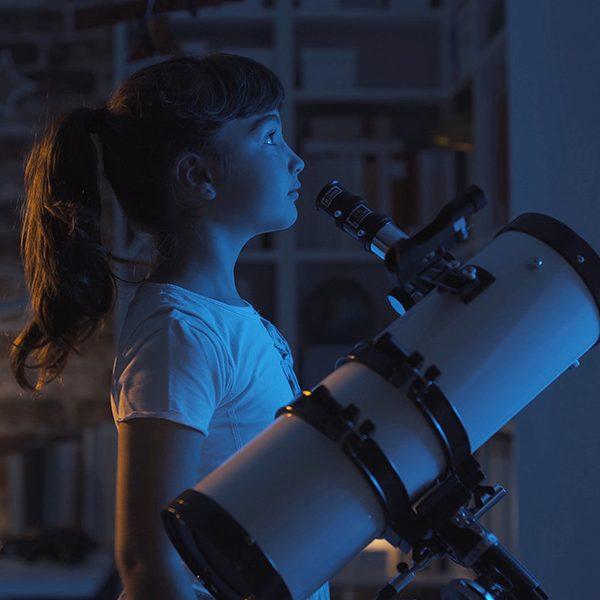 kideaz astronomie telescope enfant observation ciel etoiles planetes