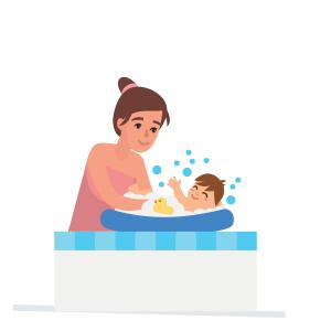 kideaz bain canicule