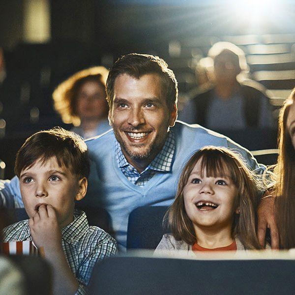 kideaz cinema famille popcorn salle films