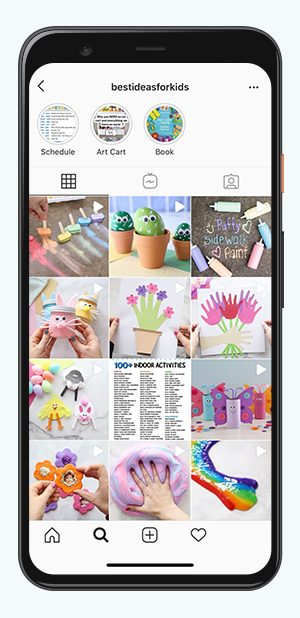 kideaz comptes instagram parents best ideas for kids