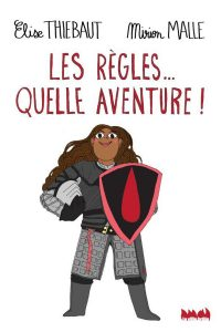 kideaz copyright Les regles quelle aventure Thiebaut Elise Malle Mirion cycle menstruel