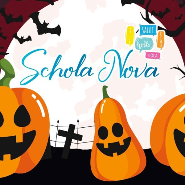 kideaz copyright schola nova stage de langues halloween