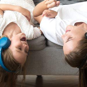 kideaz ecouter musique podcasts famille enfant parent