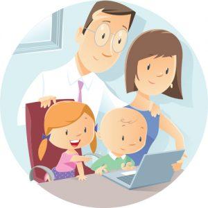 kideaz ecrans famille