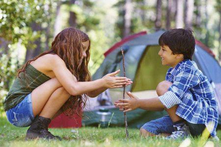 kideaz enfants nature
