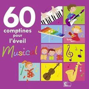kideaz playlist deezer 60 comptines eveil musical