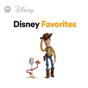 kideaz playlist spotify disney favorites musique